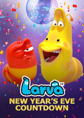 Larva: New Year's Eve Countdown Netflix BR (Brazil)